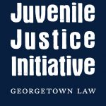 Logo of Georgetown Law's Juvenile Justice Initiative (JJI)