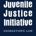Logo of Georgetown Law's Juvenile Justice Initiative (JJI)
